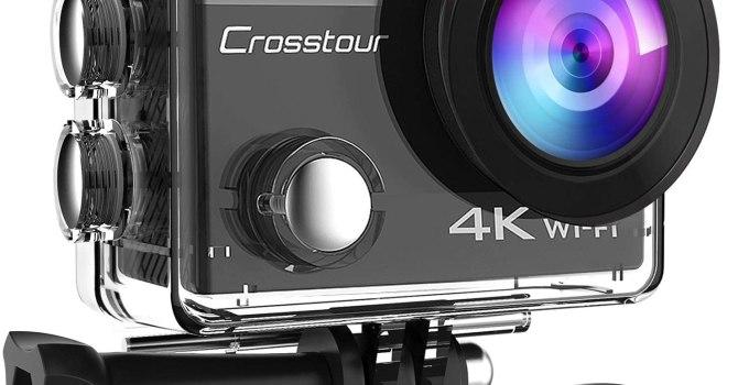 Crosstour CT8500 Cámara Deportiva 4K