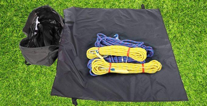 mochila para cuerda