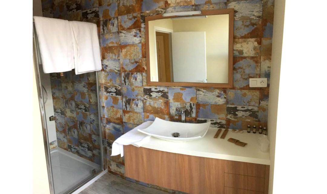 Salle d'eau chambre Bois