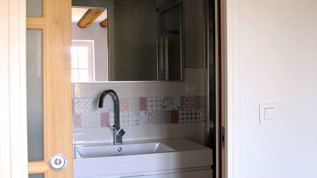 Gîte salle de bain privée