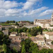 Saint Emilion en Nouvelle-Aquitaine (by Jordy Meow)