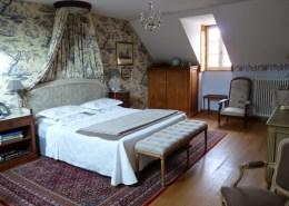 Maison d'hôtes Carpe Diem, Massangis : chambre Diane