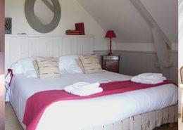 Château de Mont-Dol : chambre