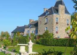 Château de Mont-Dol, Baie du Mont Saint Michel (Ille et Vilaine)
