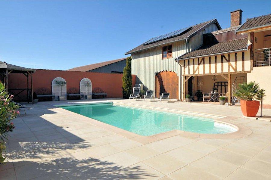 La Loge Vigneronne, chambres d'hôtes à Changy dans la Marne