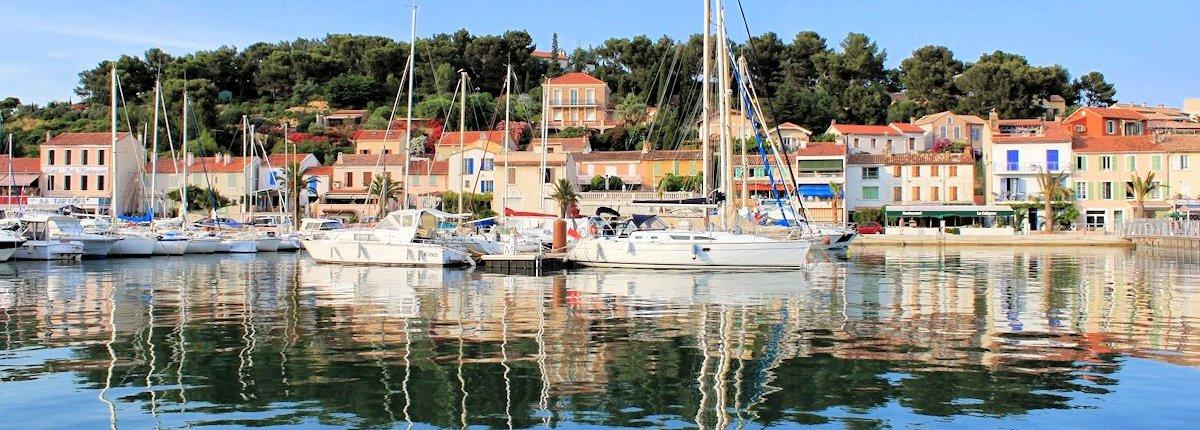 Studio d'hotes, location de vacances Saint Mandrier sur Mer - Var