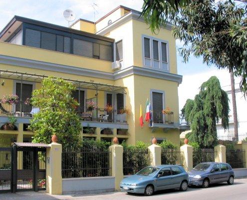 Hôtel Villa Medici, Naples italie