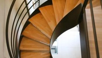 Rénovation d\'un escalier hélicoïdal à Paris - EHI - Escalier ...