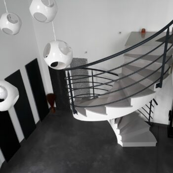 escalier-showroom