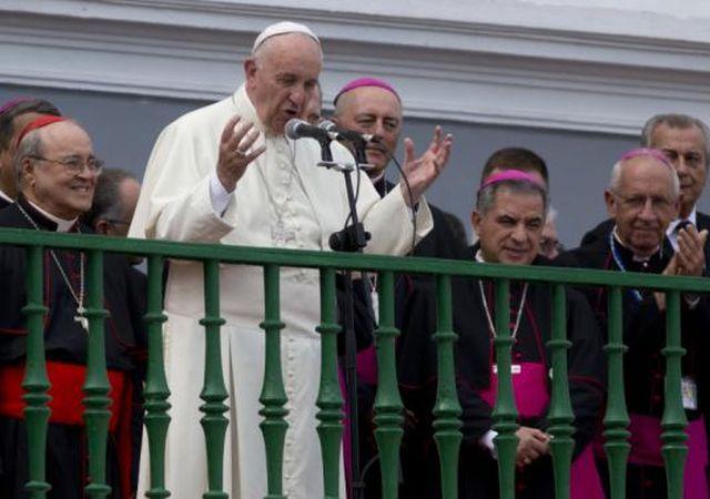 cuba, santiago de cuba, papa francisco en cuba, papa francisco, santa misa, raul castro, el cobre, la virgen de la caridad del cobre