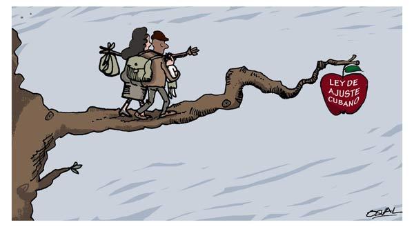 https://i1.wp.com/www.escambray.cu/wp-content/uploads/2016/08/Ley-ajuste-cubano-caricatura-emigrados-osval.jpg