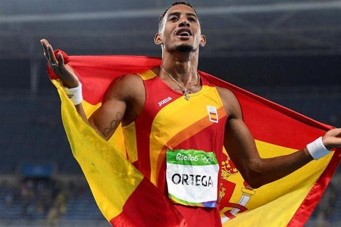 Ortega: Estoy muy orgulloso de haber puesto el nombre de España bien alto.