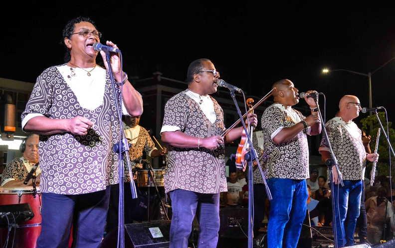 Orquesta Aragón puso a bailar a Jagüey Grande