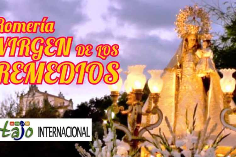 Virgen de los Remedios en Valencia de Alcántara