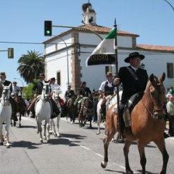 San isidro Valencia de alcantara