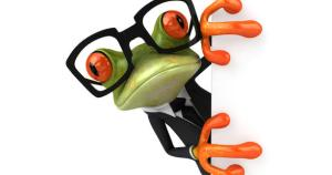 grenouille-lunette