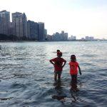 Noé et Elisa aux Etats-Unis #1: la découverte des Etats-Unis