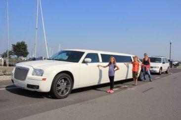 Limousine à San rancisco
