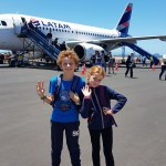 Noé et Elisa, vidéo 8: 10 jours aux Galapagos!