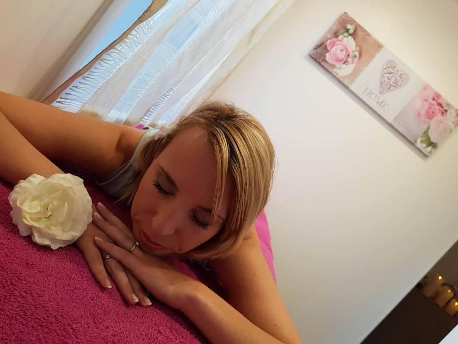 massage et jacuzzi