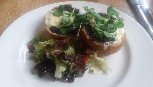 Scott egg - arisaig Mon top 5 des restaurants à Glasgow