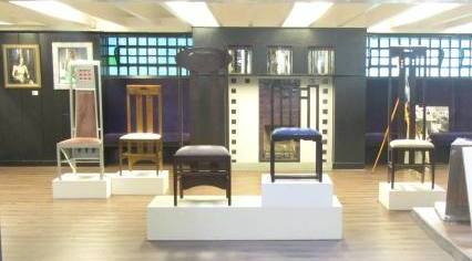 Willow Tea rooms, musée © Escapades Celtiques