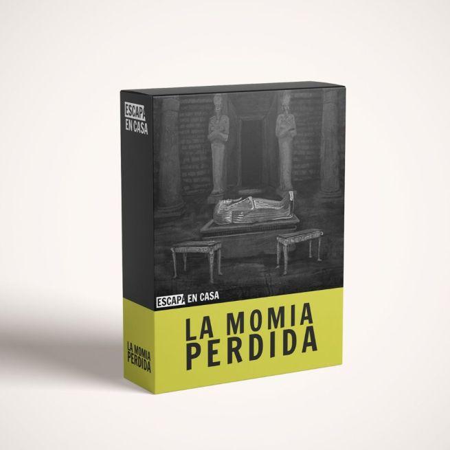 la momia perdida