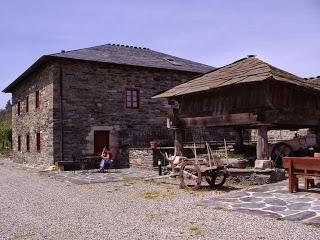 Apartamentos rurales en Los Oscos