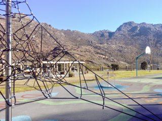 Monte Pindo y Ézaro con niños
