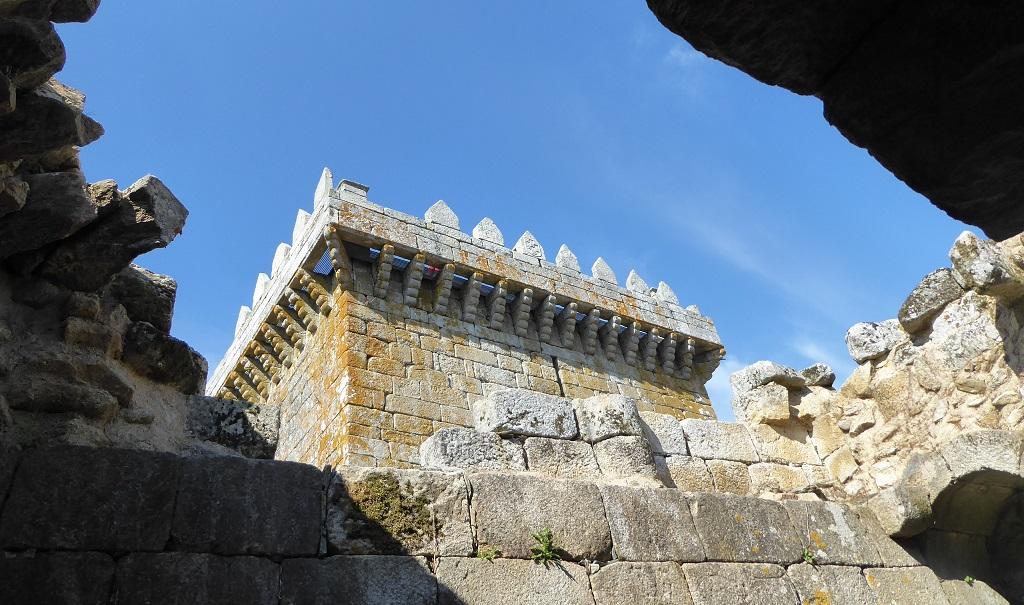Un castillo, una joya y un secreto: Palas de Rei, con niños