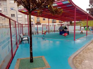 Culleredo con niños: un parque infantil a prueba de lluvia