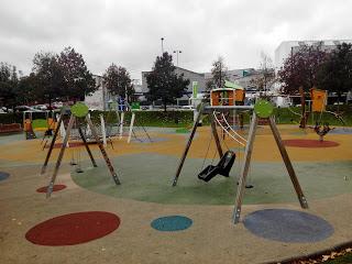 A Coruña con niños: el parque de Vioño