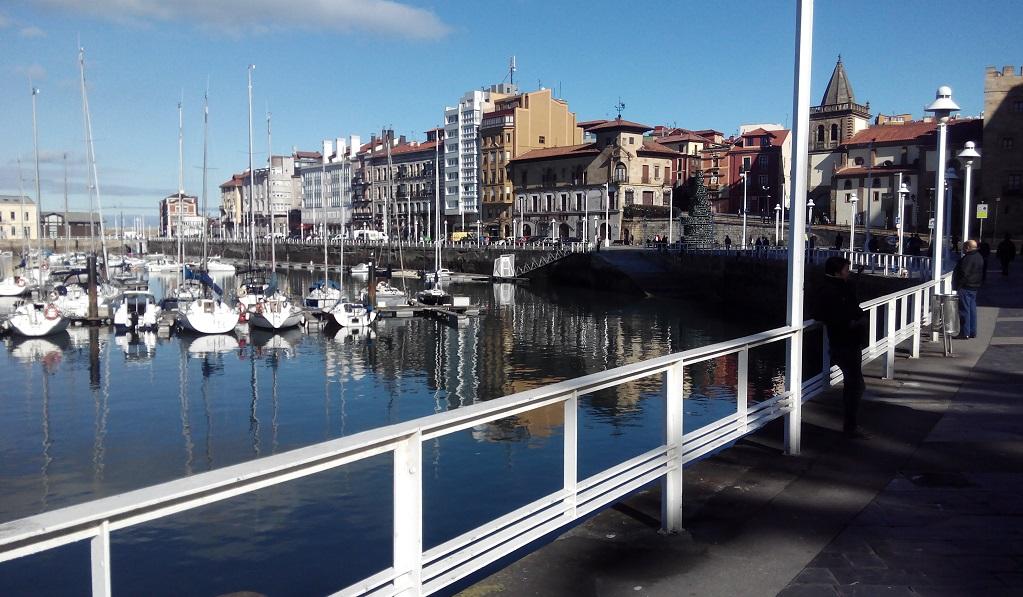 Una escapada a Gijón, con niños