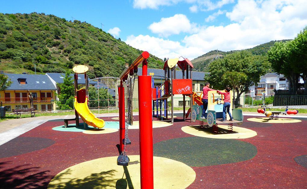 Villafranca del Bierzo con niños