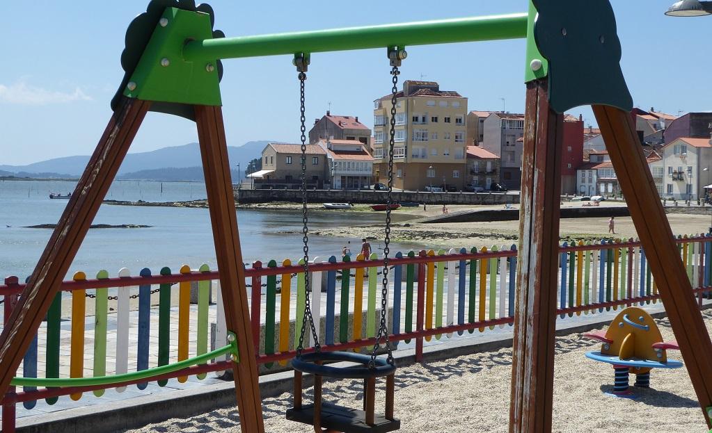 Un rincón de la ría llamado Carril (Pontevedra)