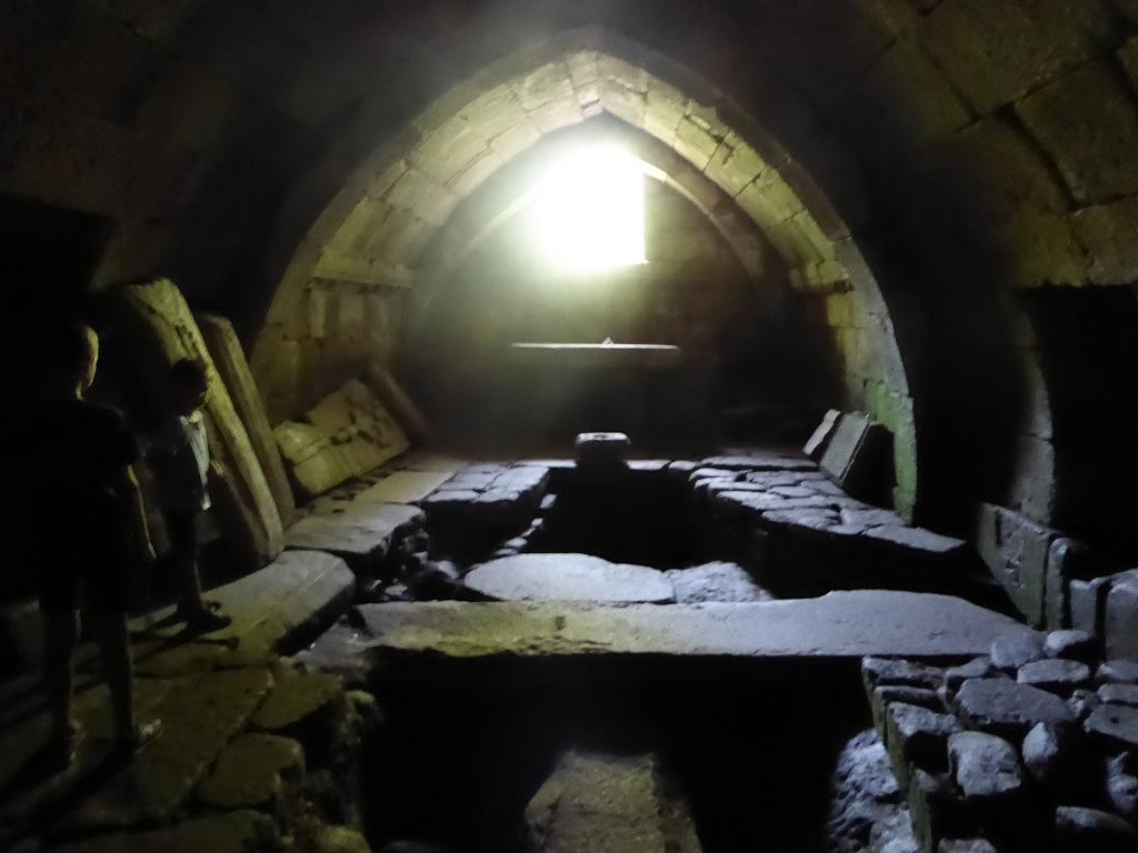 La ruta del santuario secreto de Augas Santas (Allariz)