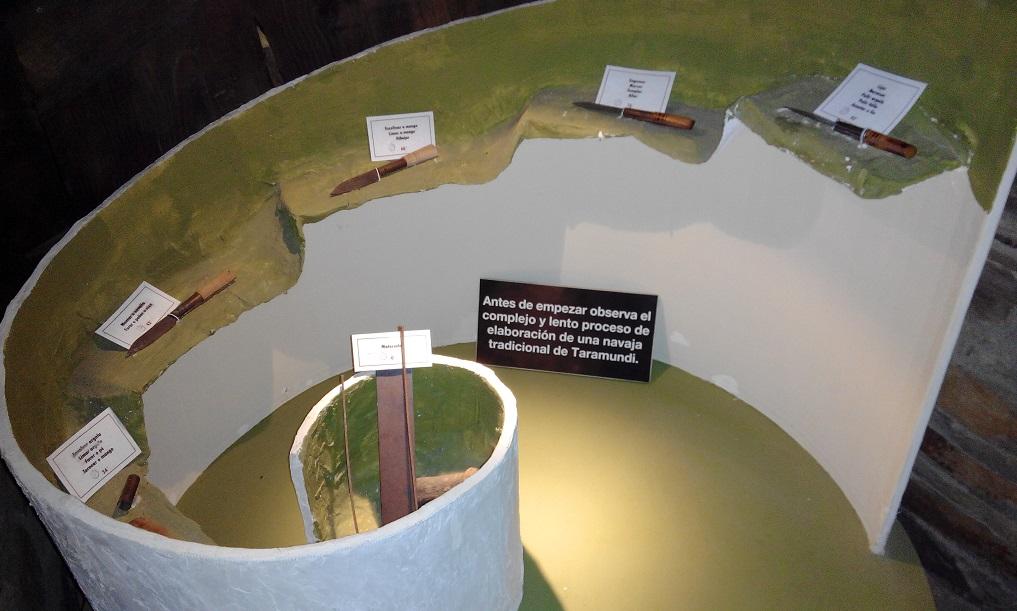 Museo de la cuchillería Taramundi