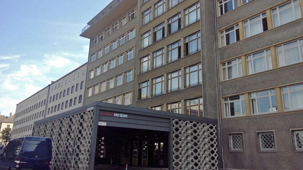 Stasi Museum, Berlín