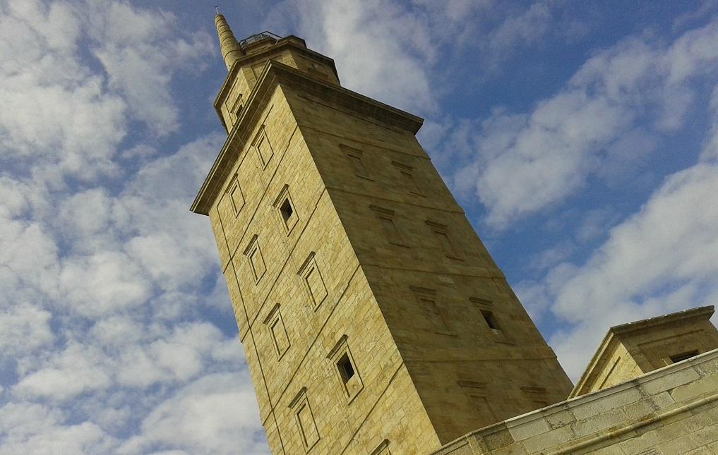 A Coruña con niños: la Torre de Hércules