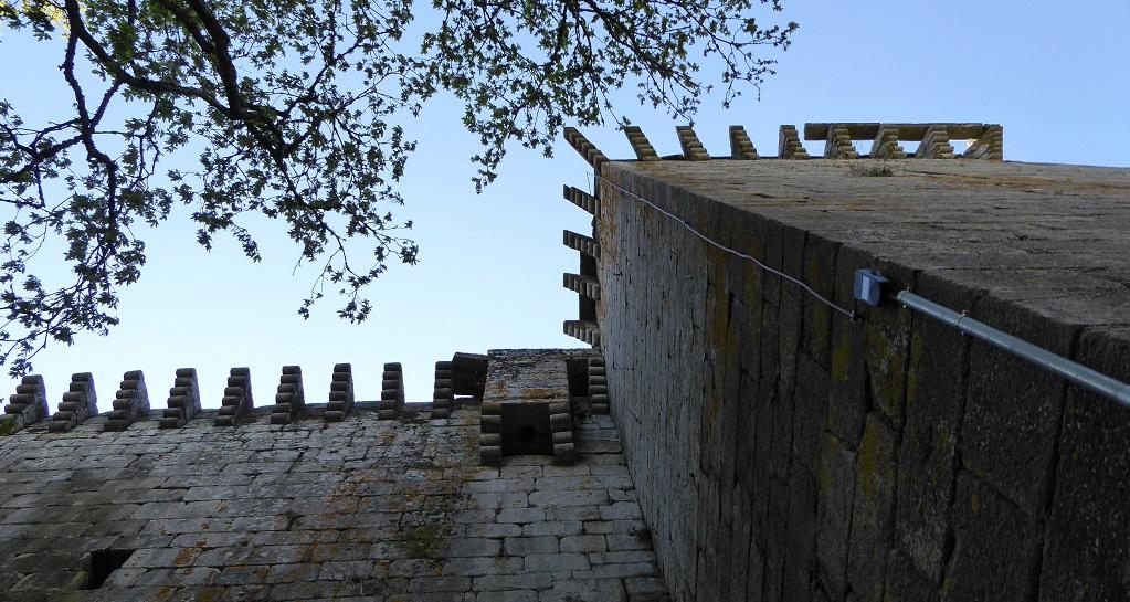 Castillos para ir con niños Galicia