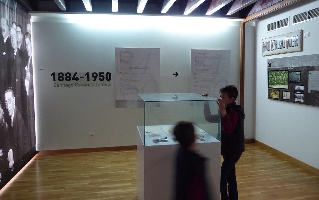 La Casa Museo de Casares Quiroga