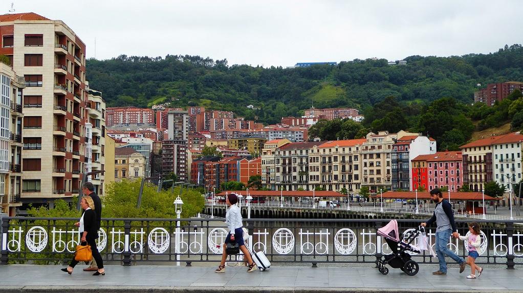 Bilbao con niños: una escapada irresistible