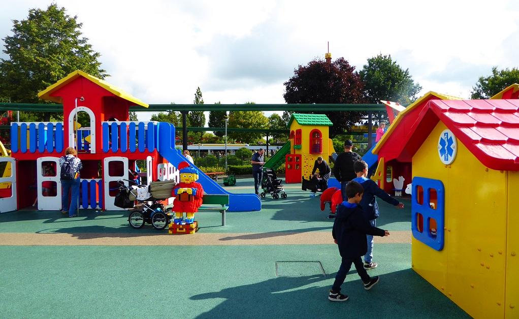Legoland con niños: tallas mínimas y otras dudas