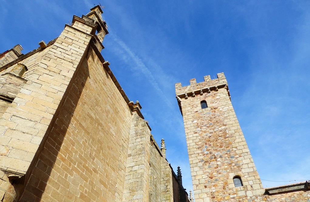 La ciudad de las torres: Cáceres con niños