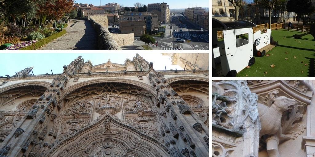 Qué ver en Salamanca con niños
