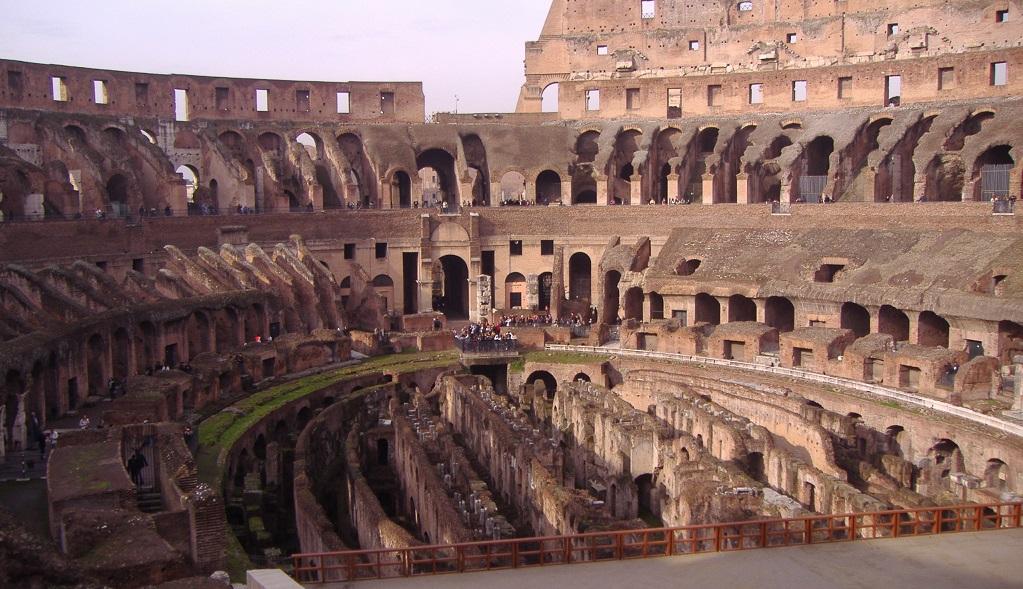 Escapada a Roma: romántica o didáctica
