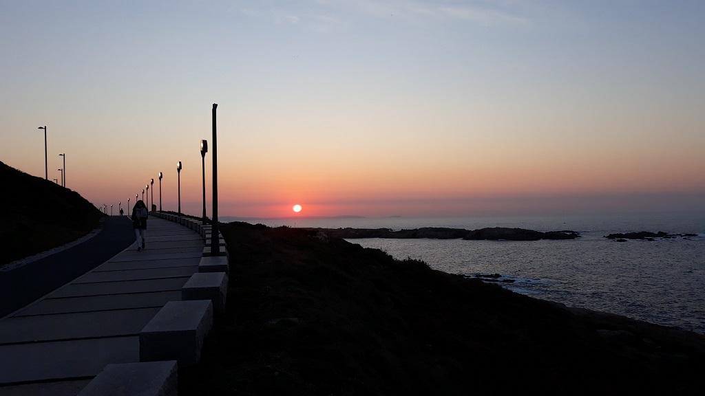El tramo más desconocido del Paseo Marítimo de A Coruña