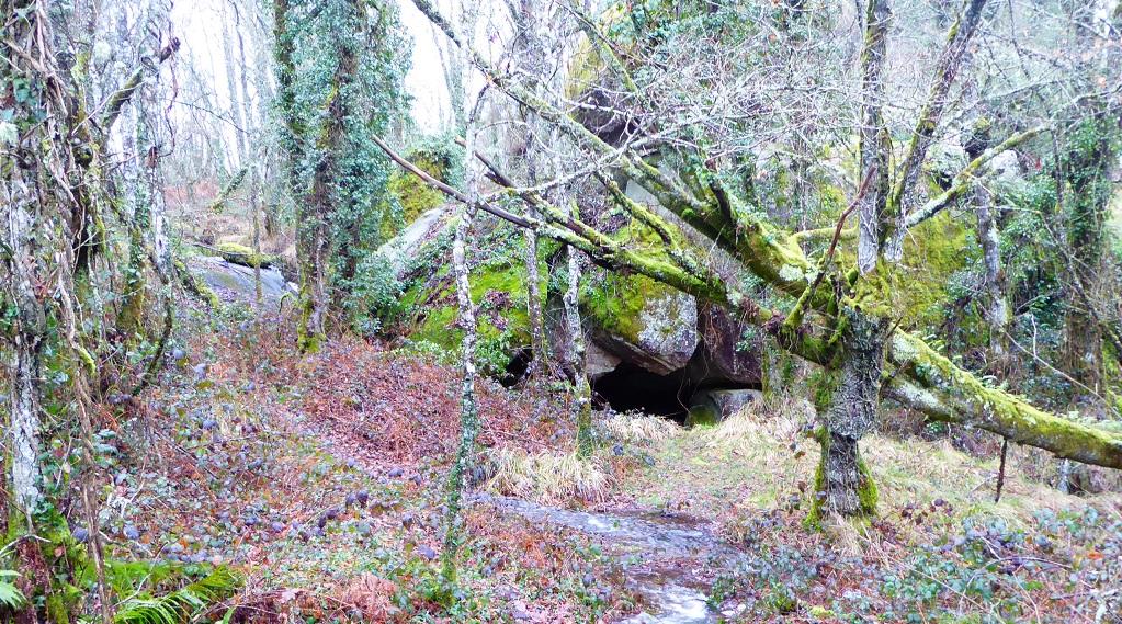 Ruta con niños: Donalbai y su misteriosa roca