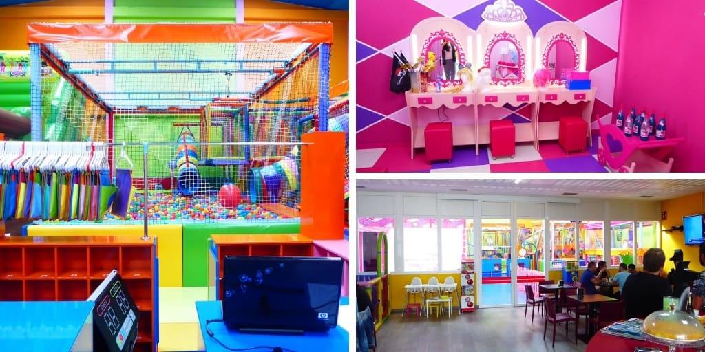 El nuevo espacio para ir con niños en A Coruña se llama Karelandia Park