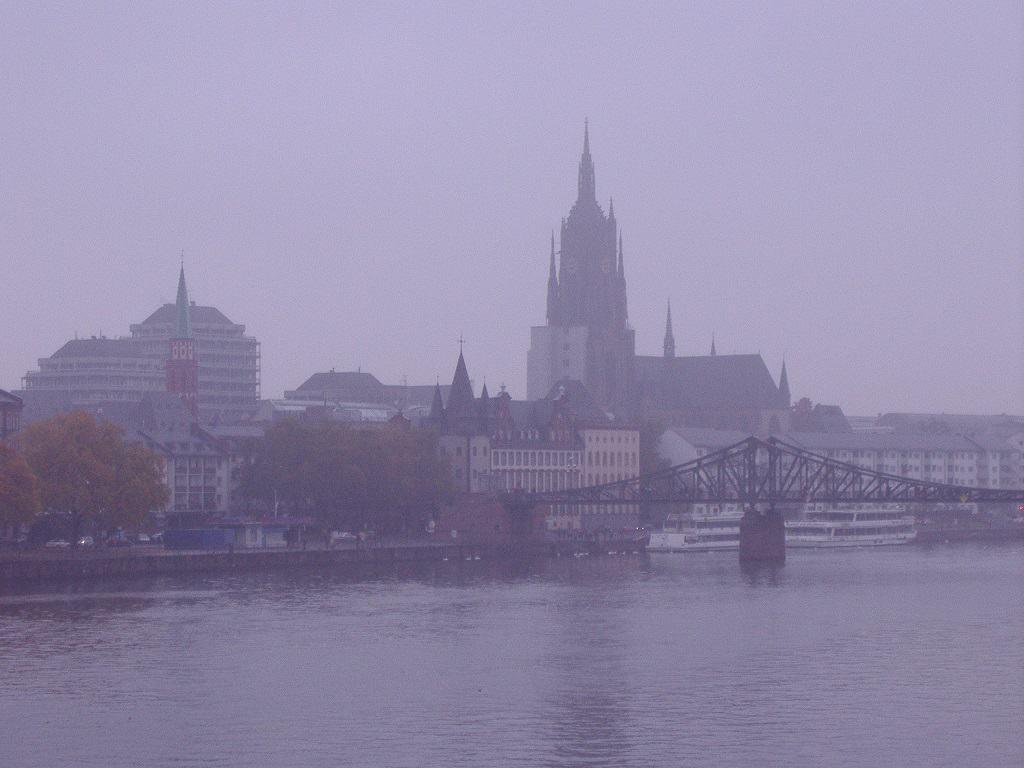 Qué ver en Frankfurt y Weinheim